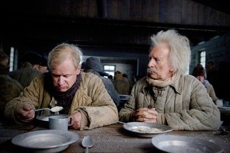 Allan (Robert Gustafsson) and Pim (Alan Ford) in THE 100 YEAR OLD MAN. Courtesy of Music Box Films.
