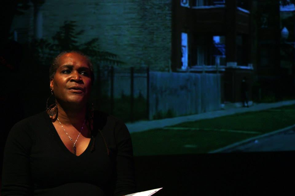 Trans artist and activist Andrea Jenkins whose Body Parts: Intersectionality is part of Set A in 20% Theatre Company's Q-Stage.