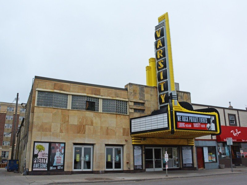 DInkytown's Historic Varsity Theater