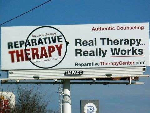 anti gay billboard