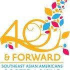 40 and forward logo