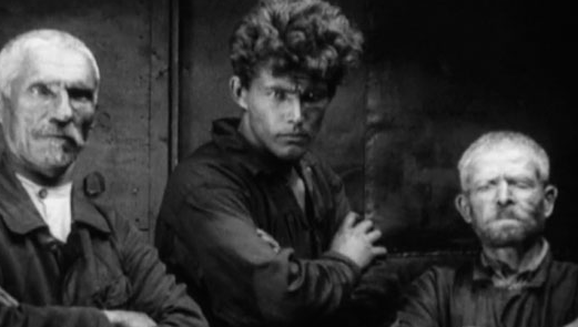 Still from Sergei Eisenstein's 1925 film Strike