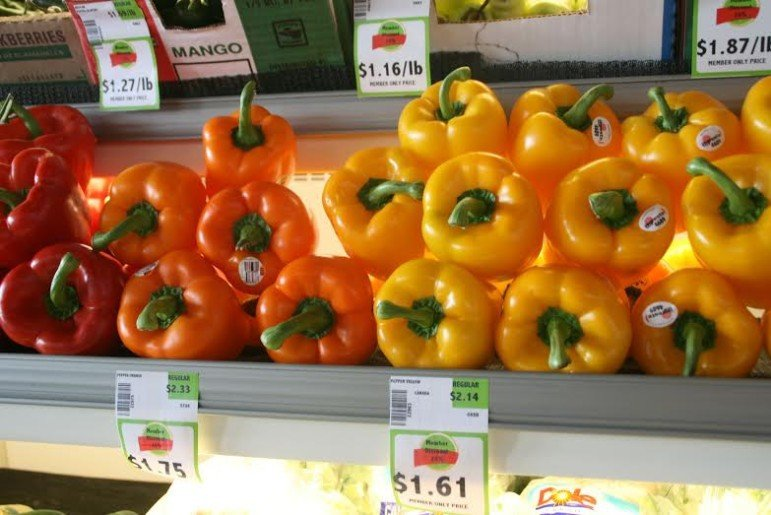 Good Grocer peppers