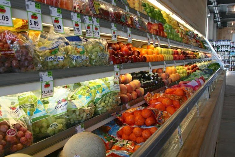 good grocer produce