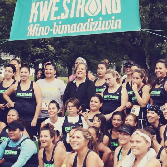 KWE Strong Featured