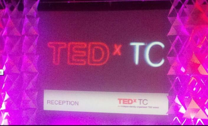 Isatou Touray. Photo by Ryan Lash, courtesy TEDxWomen.
