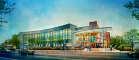Washburn Center for Children building concept