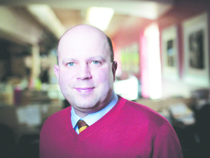WCCO News Director Mike Caputa
