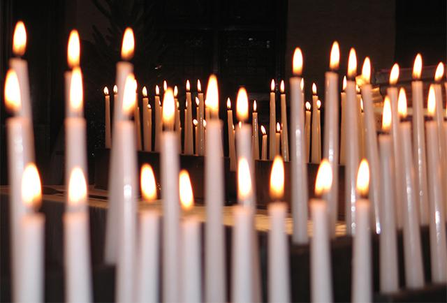 600 to 700 persons will attend a service including music, lighting of candles and the saying of the name of each deceased person as well as reflections about their lives. (Photo courtesty Simpson Housing Services)