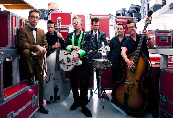 Photo courtesy Brian Setzer Orchestra