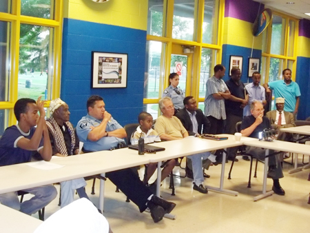 File photo of previous event held at the Brian Coyle Center (Courtesy of Somalida Maanta Newspaper)