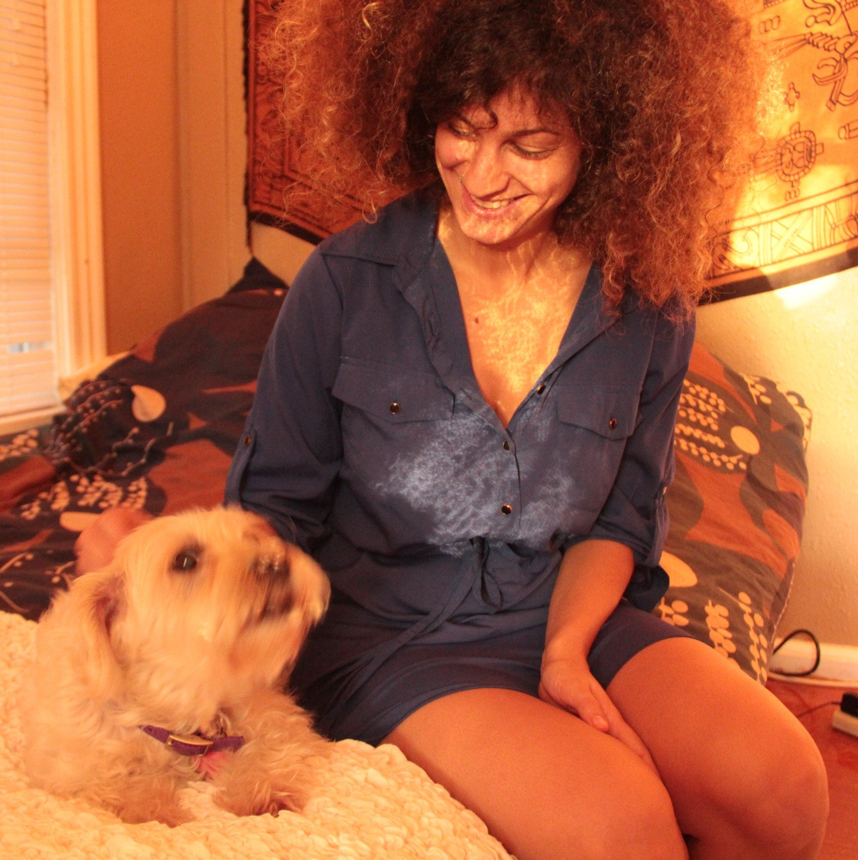 At home with Shahar Eberzon.(2013)