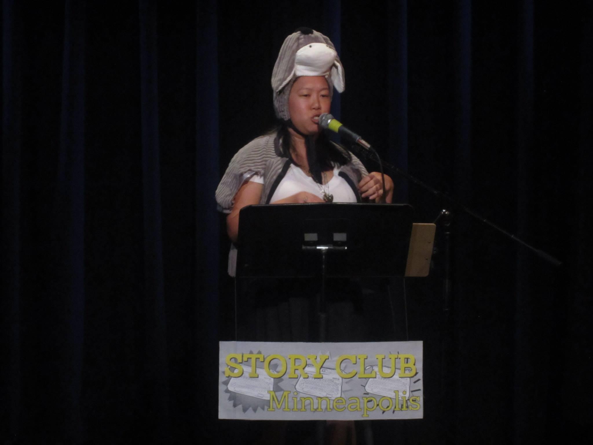Mimi Nguyen. Photo courtesy Story Club.