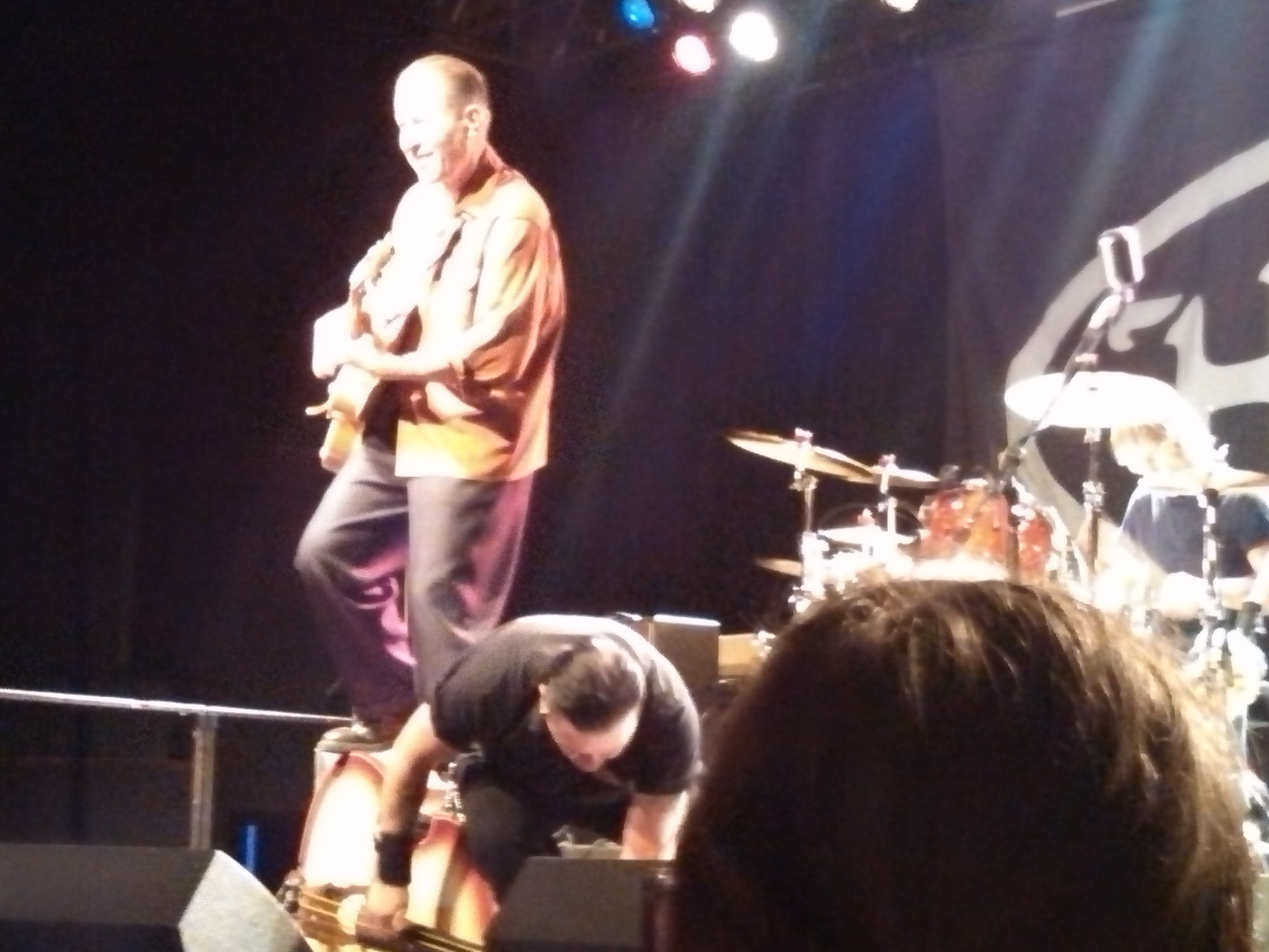 Reverend Horton Heat at First Avenue