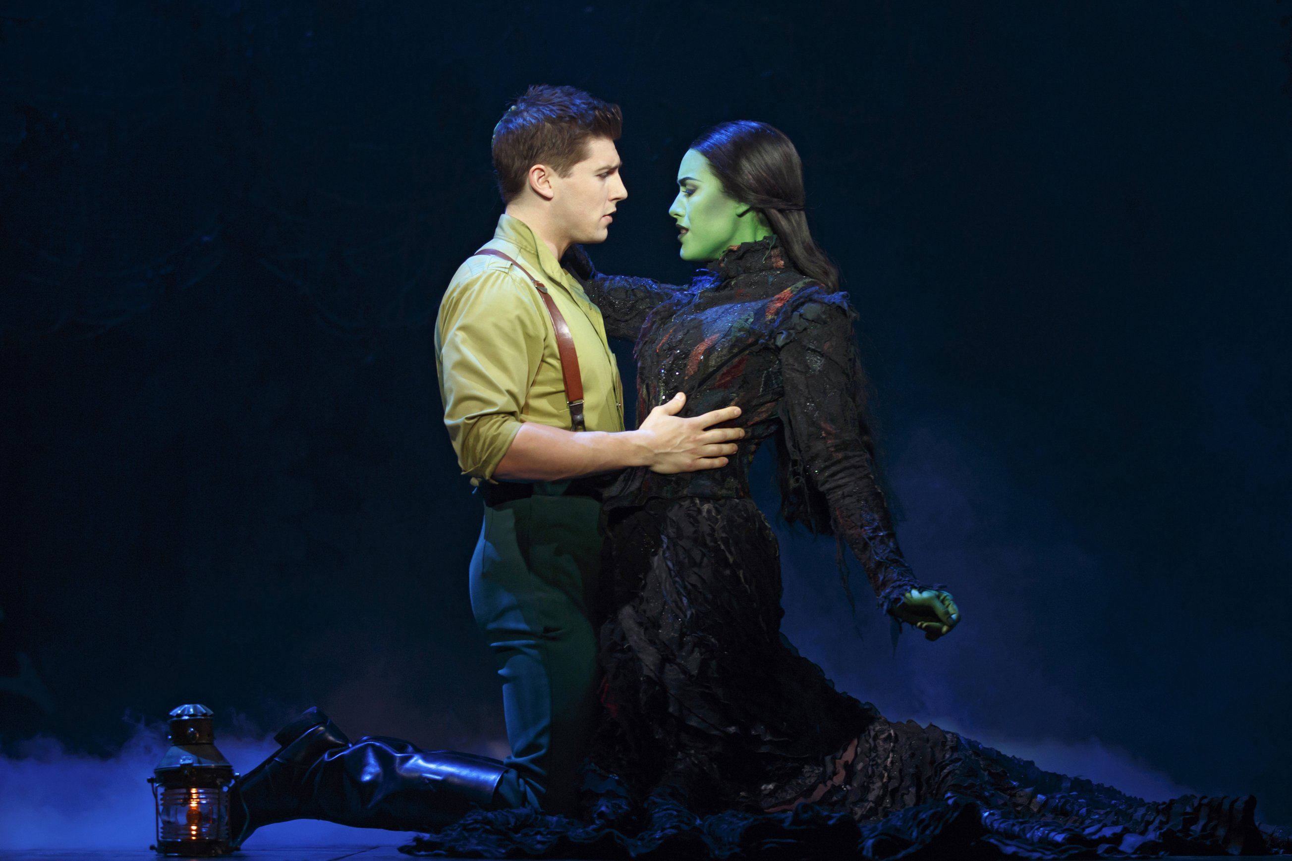 Wicked Absolutely True Diary Elphaba Standby