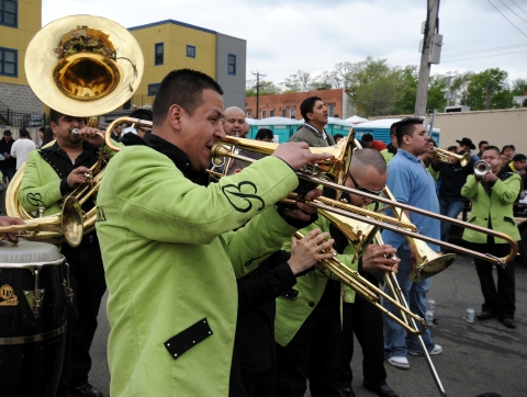 Photo by Jay Gabler, from the 2010 Cinco de Mayo Festival in St. Paul