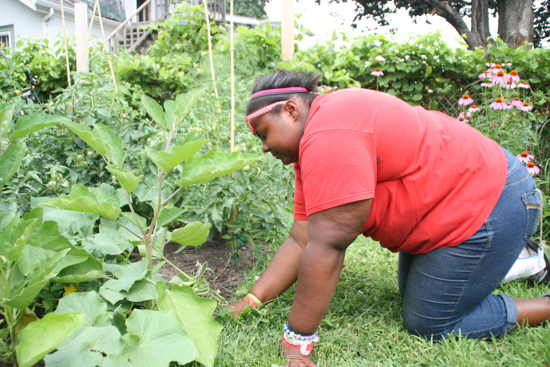 ciara_jones_weed_the_garden_despite_a_gardening_injury_an_hurt_ankle