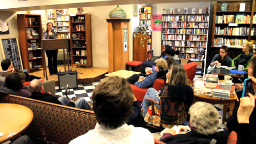 Cracked Walnut Reading Series at Subtext:A Bookstore