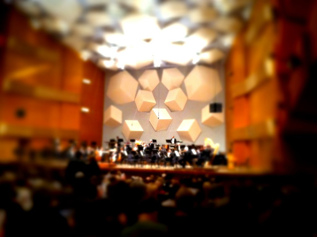 The Minnesota Orchestra performs at Orchestra Hall in 2011. Photo by Nicolas Will (Creative Commons).