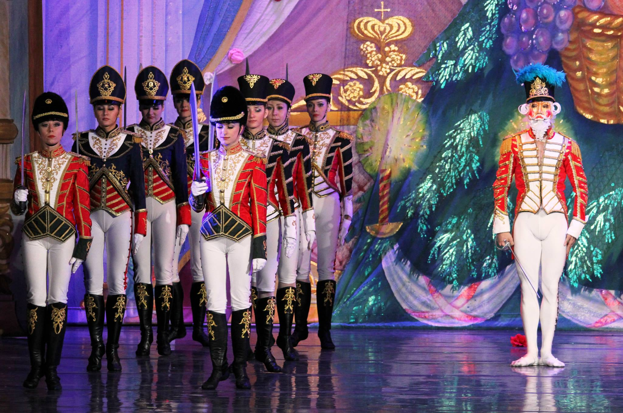 Image result for moscow ballet nutcracker