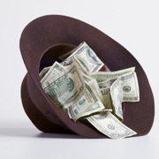 money_hat