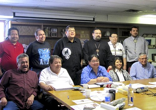 The Red Lake Tribal Council.