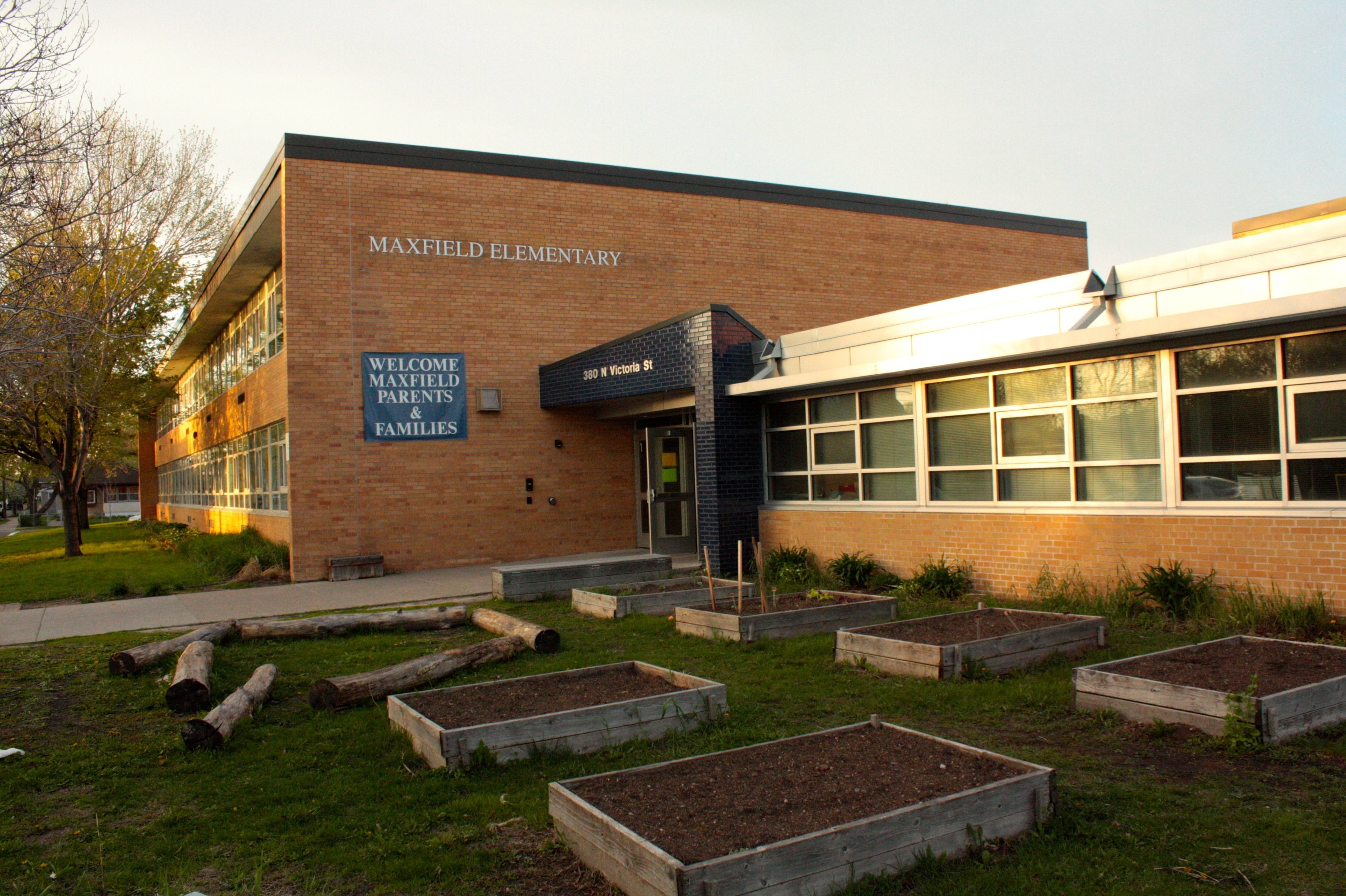 Maxfield Elementary in Saint Paul.