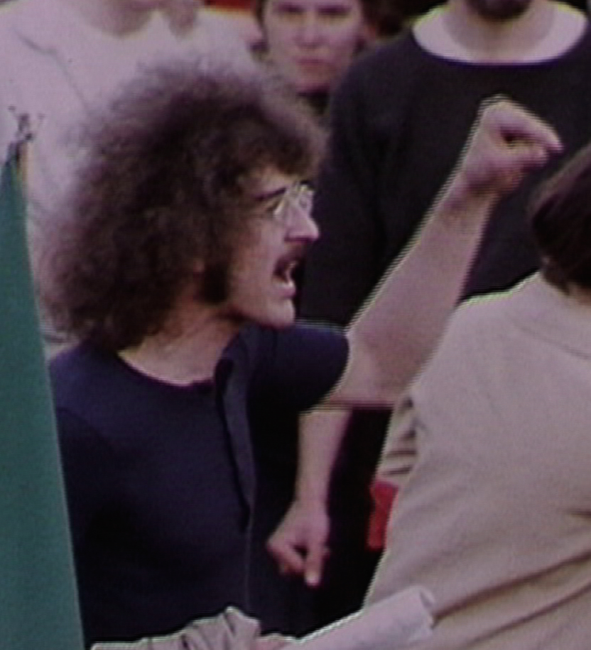 Activist Monte Bute