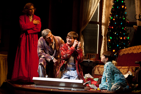 A Christmas Story Children's Theatre Company