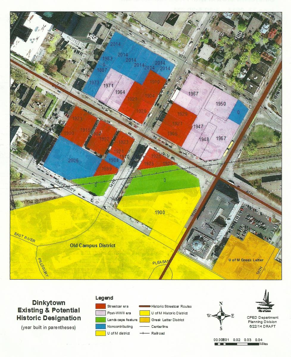Dinkytown Apartments: City Planners Discuss Dinkytown's Future