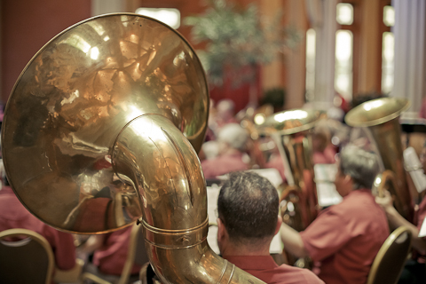 Brio Brass. Photos by Jeff Rutherford.