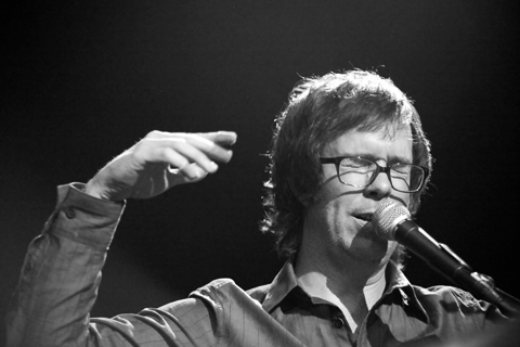 Ben Folds. Photos by Eric Petersen.