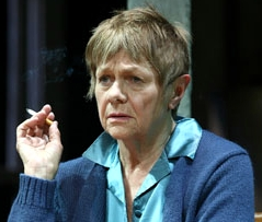 Estelle Parsons in August: Osage County. Photo by Joan Marcus, courtesy Steppenwolf Theatre Company.