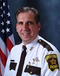 Ramsey County Sheriff Bob Fletcher