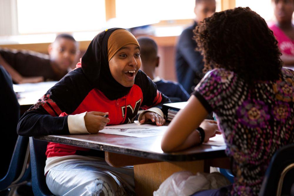 (Photo courtesy of Minneapolis Public Schools)