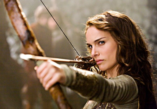 Natalie Portman in Your Highness. Image courtesy Universal Pictures.