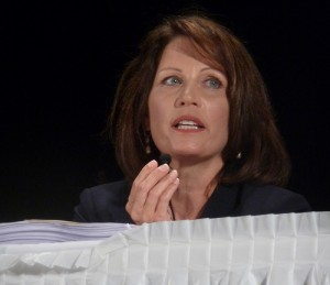 Rep. Michele Bachmann Photo: Paul Demko, Minnesota Independent