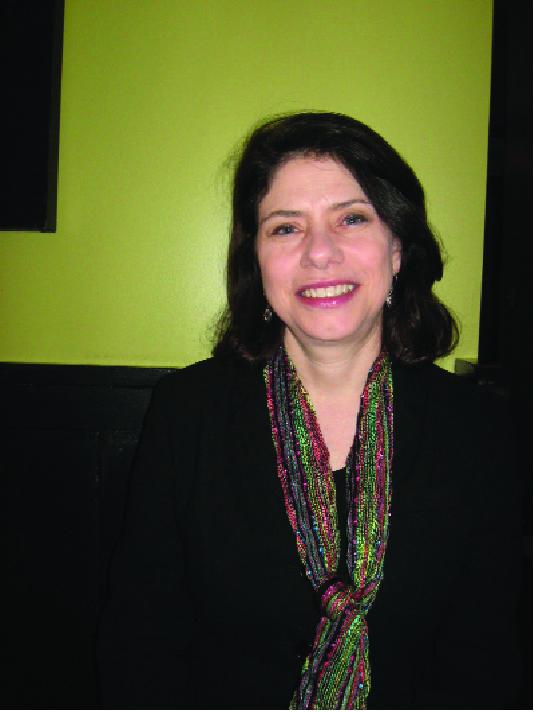 Kari Dziedzic (Photo by Gail Olson)