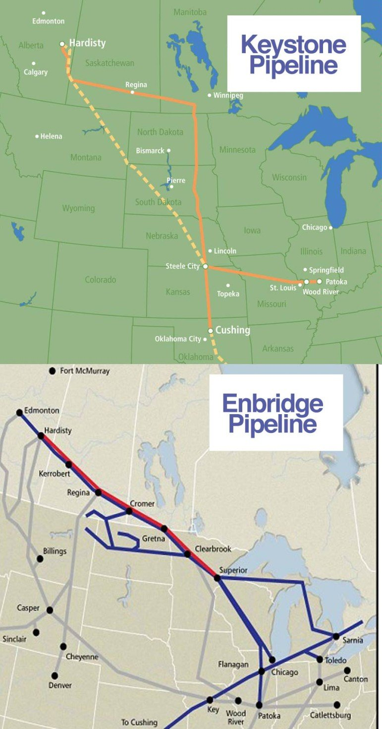 two-pipeline-maps