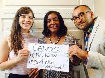 CANDO hashtags