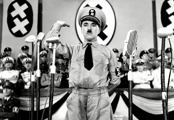The Great Dictator: A movie born from Charlie Chaplin's 1930s trip around the world   Twin ...