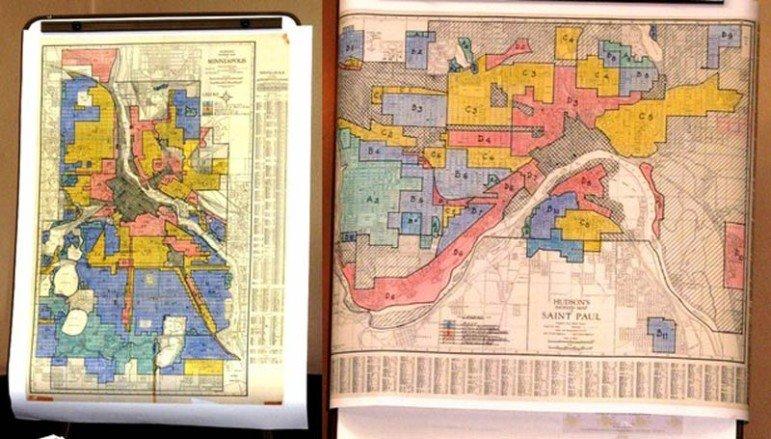 redlining-maps-twin-cities