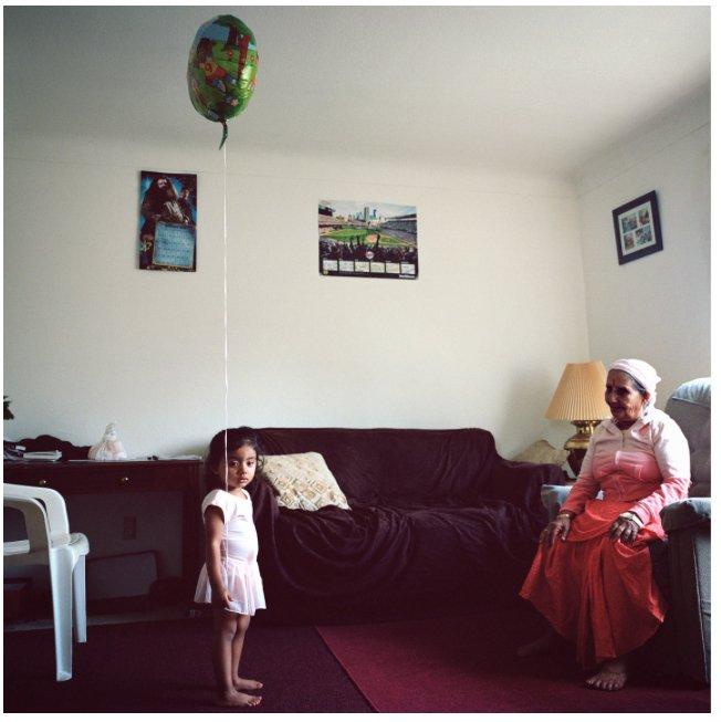 K and great grandmother - Selma Fernandez Richter