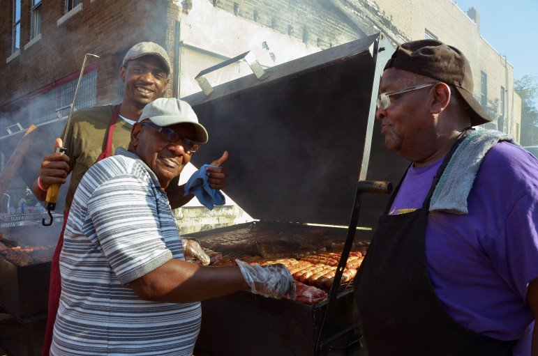 BBQ on Emerson and Lowry