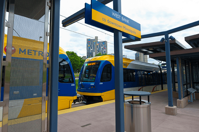 Racial disparities Metro Transit