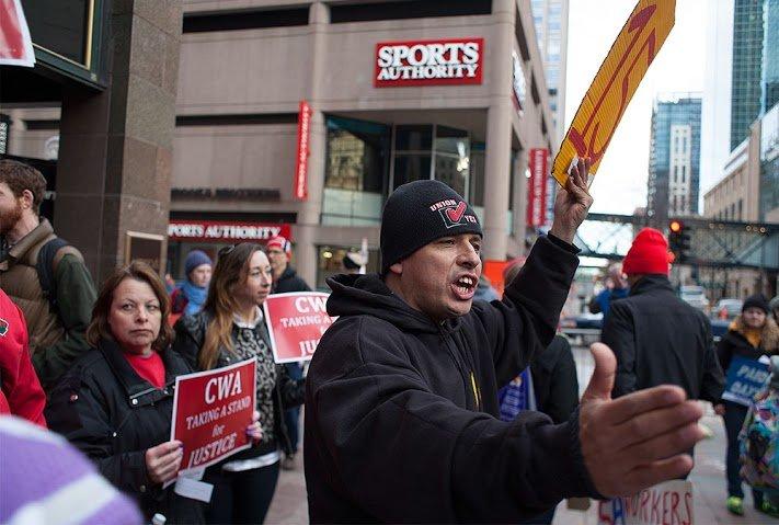 worker organizers