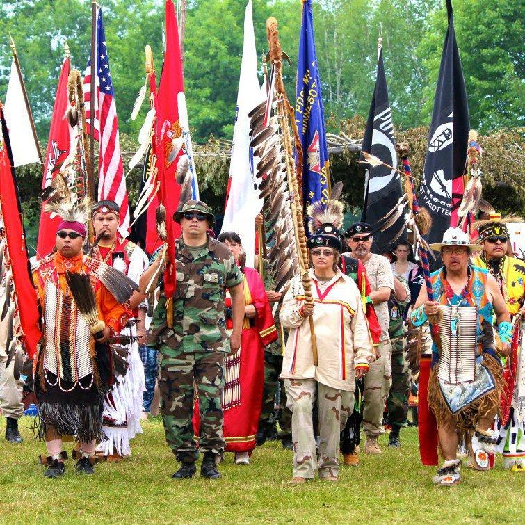 Native Veterans Featured