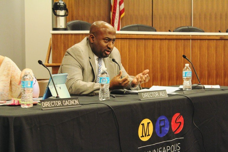 At the Jan. 26 board committee meeting, Director Siad Ali noted that there needed to be a greater number of community members involved in the superintendent search process.