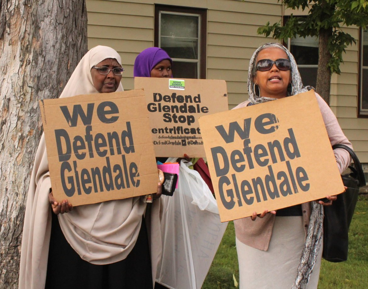Multiple mpha communities band together to fight against potential ladan yusuf right marches with fellow glendale townhomes residents through their prospect park neighborhood during a housing demonstration on sept malvernweather Image collections