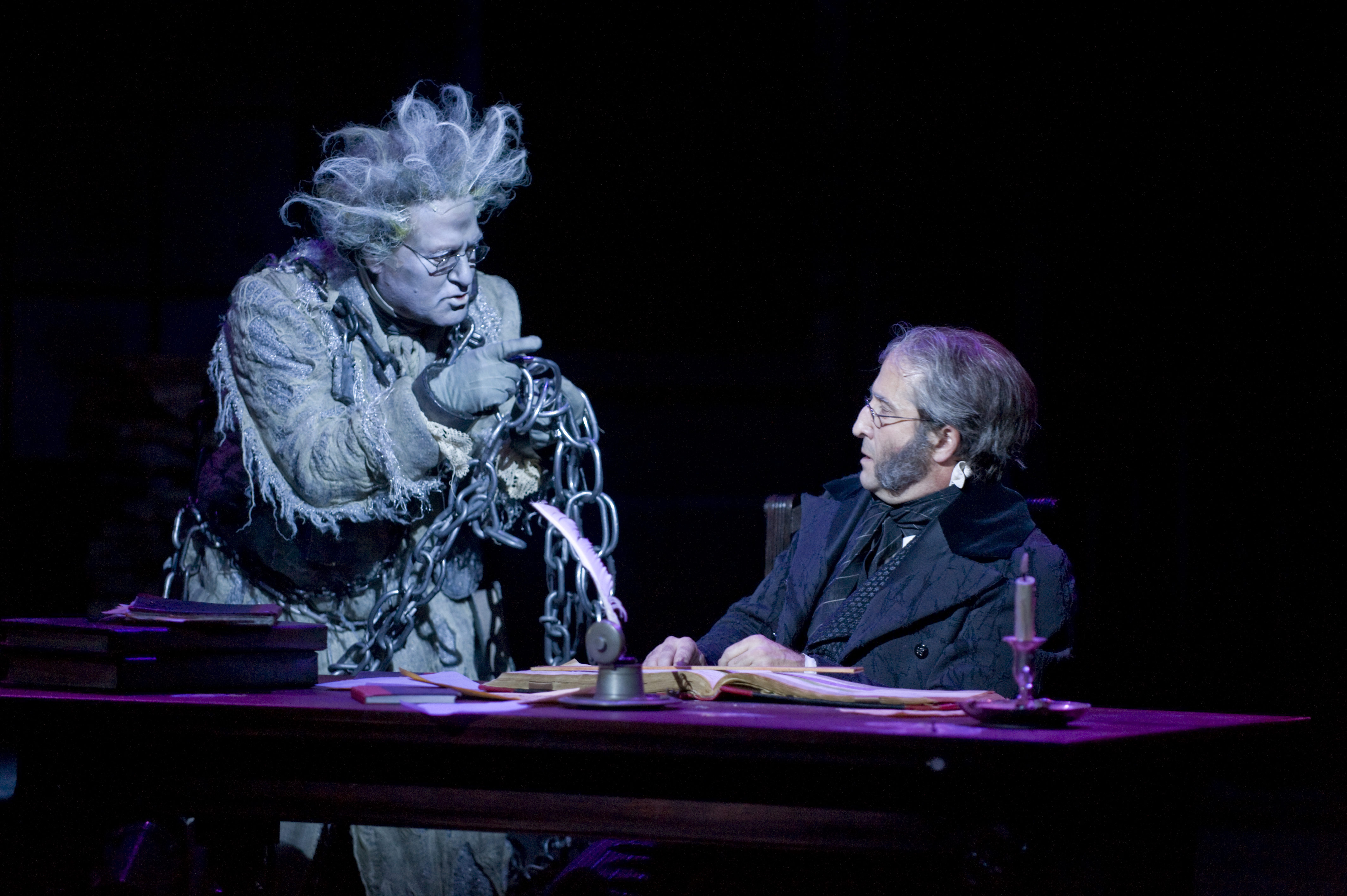 """THEATER REVIEW 